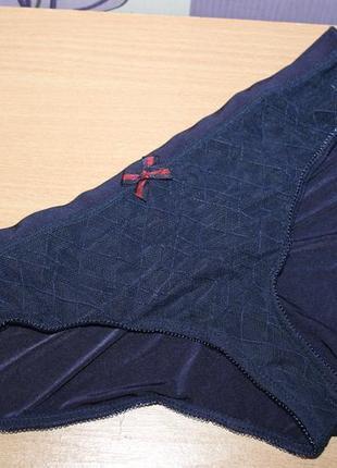 Темно синие трусики tommy hilfiger