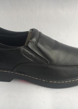 Шкіряні туфлі gallus.