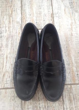 Мужские кожаные туфли rockport