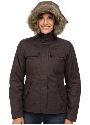 Куртка зимняя jack wolfskin cypress mountain