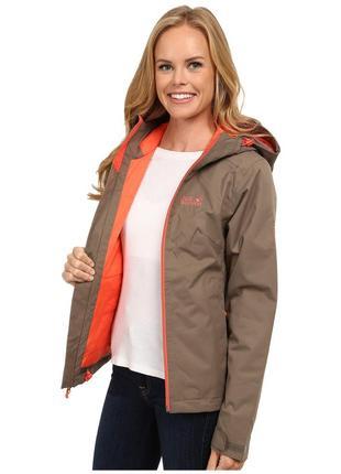 Куртка с подкладкой jack wolfskin chilly morning