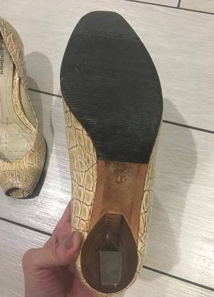 Туфлі балетки baldinini4 фото
