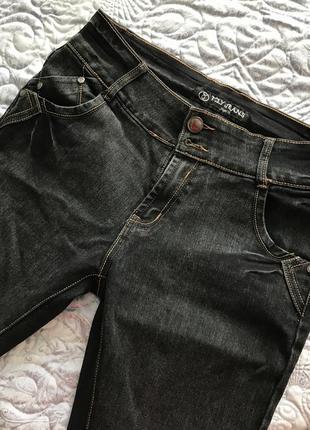 Трендовые чёрные джинсы от toy jeans