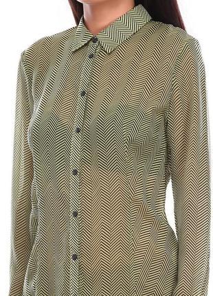 Праздничная распродажа! стильная блуза в офис на 44-46р.(новая,с этикет,пролет с разм!)