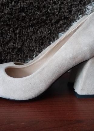 Туфли на устойчивом каблуке3