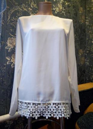 Очень нарядная блуза