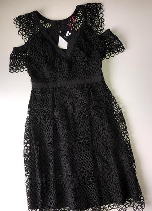 Кружевное платье by very. новое.
