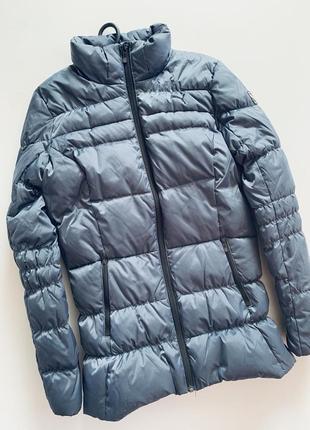 Пуховая курточка puma