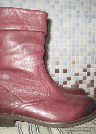Ботинки lasocki р.36.натур.кожа.оригинал.сток
