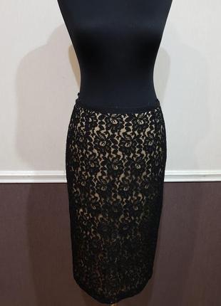Гипюровая юбка betty barclay