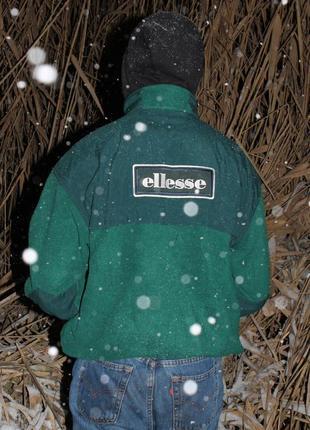 Ellesse fleece jacket ( флисовая куртка )