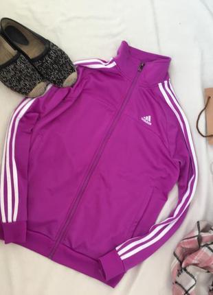 Спортивная олимпийка кофта adidas