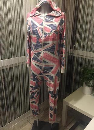 Пижама трикотаж new look
