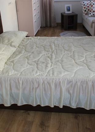 Комплект покрывало и 2 подушки2