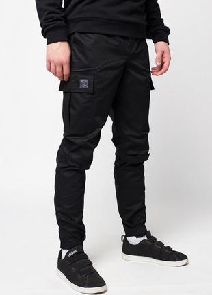 Мужские штаны карго symbiote