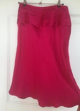 Шелковая юбка bgn