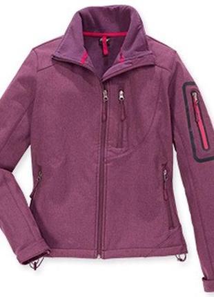 Термо куртка непродуваемая  softshell crane r.38