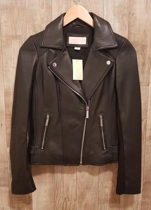 Куртка  michael kors (кожа)