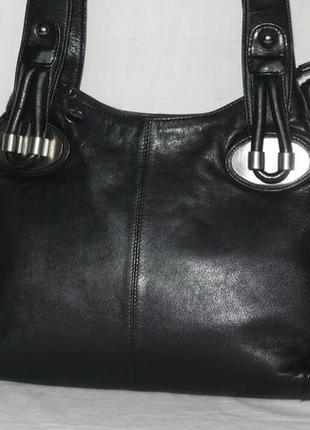 Silver rose оригинал индия сумка кожаная ручки через плечо