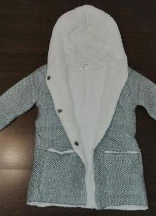 Кардиган, пальто