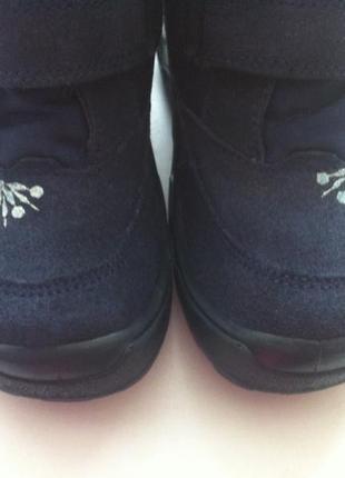 Зимние сапоги ,ботинки ecco snowride с мембраной gore-tex р. 29 ст. 18,5 см оригинал !!!3