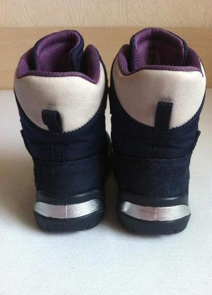 Зимние сапоги ,ботинки ecco snowride с мембраной gore-tex р. 29 ст. 18,5 см оригинал !!!4