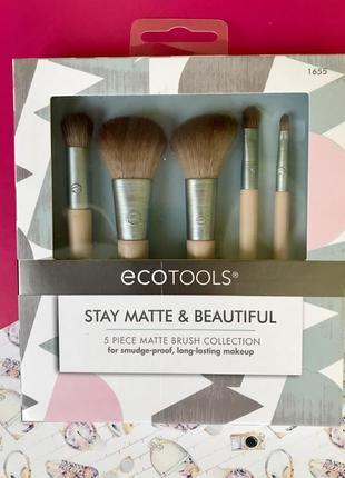 Ecotools набор кистей для макияжа, 5шт