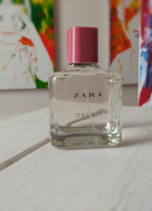 Zara orchid 100 ml/духи /парфюм/туалетная вода