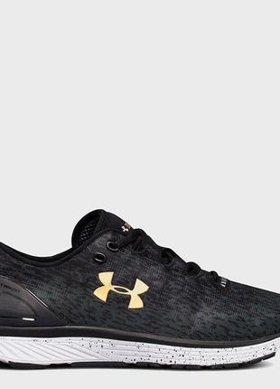 Женские кроссовки under armour charged bandit 3 ombre (3020120-001)