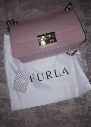 Срочно продам новую сумочку furla оригинал