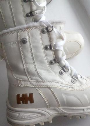 Ботинки helly hansen оригинал,39 размер