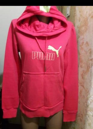 cff509d9316e Крутая женская толстовка puma essentials с капюшоном Puma, цена ...