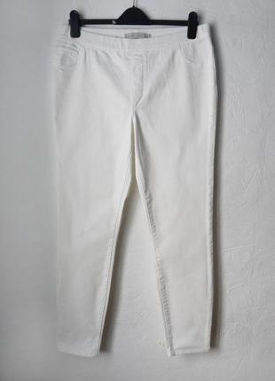 Стрейчевые брюки джегинсы