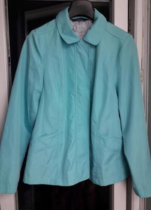 Bm collection куртка ветровка демисезон на молнии 8 10 размер