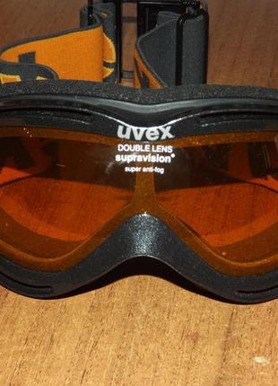 Горнолыжные очки/маска uvex supersonic