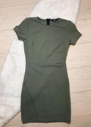 Крутое базовое платье2