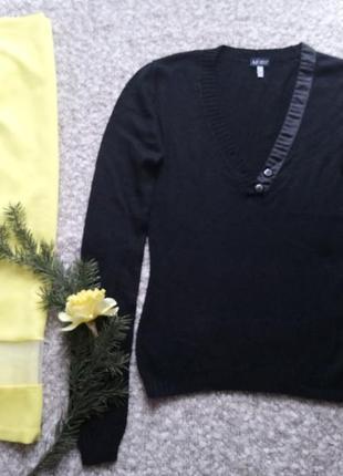 Джемпер  шелк , кашемир р. s armani jeans