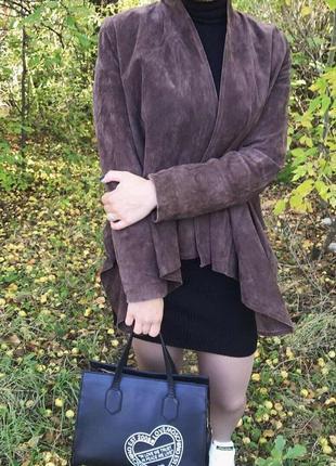 Жакет куртка пиджак кожа натуральная (свиная кожа) от keenan leather company