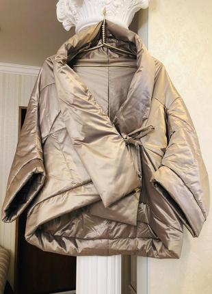 Куртка -трансформер alberto bini италия !!!