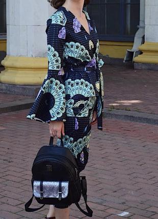 Принтованная блуза украинского бренда monstra3