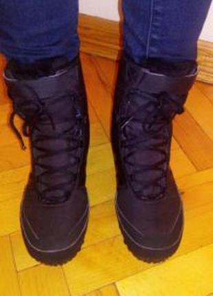 Сапоги, ботинки аdidas оригинал, зима, термо р.39