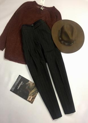 Стильні укорочені брюкі ottodame с-м