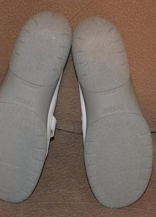 Туфли, балетки, мокасины hotter comfort concept, кожа, 41-42 размер3
