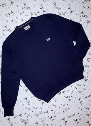Крутой фирменный свитер wrangler, размер 52-54, премиум коллекция