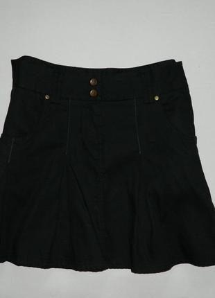 Джинсовая юбка от la redoute размер 14