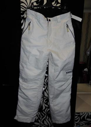Лыжные мужские  штаны- american -l