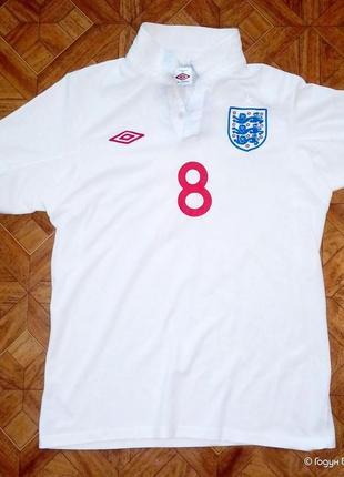 Футболка збірної англії з футболу