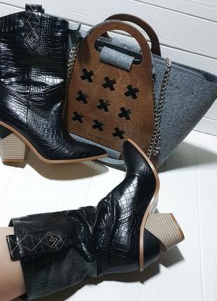 Ботинки, полусапожки,  казаки