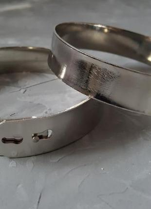 Браслет черный металл на широкую руку на предплечье, ногу4 фото