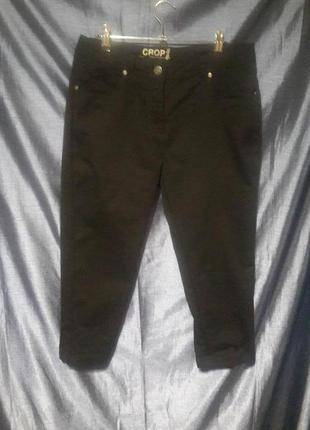 Бриджи, джинсы crop